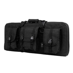 AR15 and AK Deluxe Carbine Pistol Case - Black