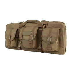 AR15 and AK Deluxe Carbine Pistol Case - Tan