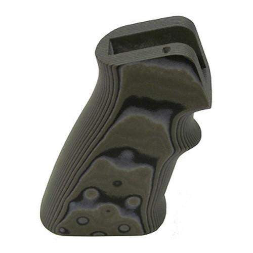 AR15 G10 Grips - Olive Drab Green Camo