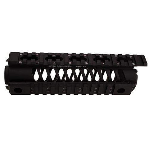 "AR15-M4 Aluminum Quad Rail - 6"" Long"