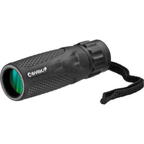 Blackhawk Monocular - 10x25mm WP, BK-7 Prism, Green Lens
