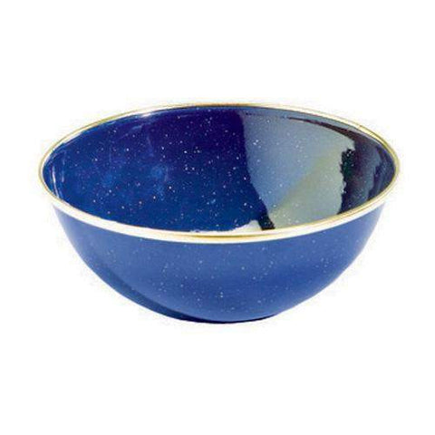 "Bowl, Enamel 6"" Mixing Stainless Steel Rim"