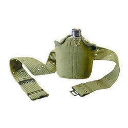 Canteen-Belt Set - Aluminum
