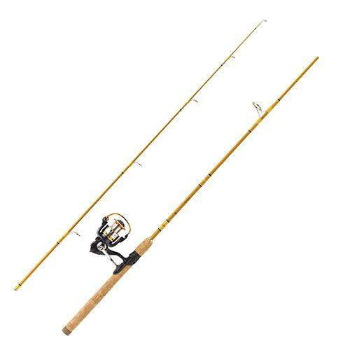 Crafted Glass Spinning Combo - 6'6