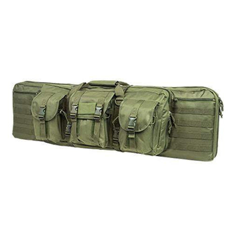"Double Carbine Case - 42"", Green"