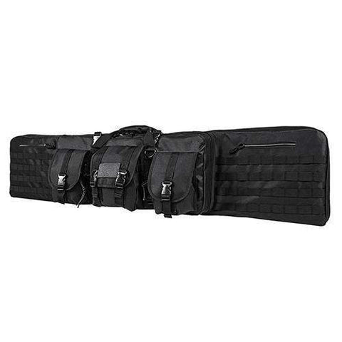 "Double Carbine Case - 55"", Black"