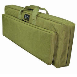 Double Discreet Square Rifle Case - 42