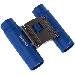 Essentials Binoculars - 10x25mm, Roof Prism, Blue, Boxed