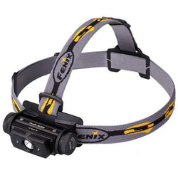 Fenix H Series - 950 Lumens, Rechargeable LED Headlamp