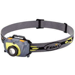 Fenix HL Series - 230 Lumens with Battery, Gray-Green