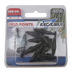 "Field Points, 11-32"", 12 Pack - 100 Grain"