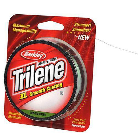 Filler Spool Trilene XL, Green - 300 Yards, 14 lb