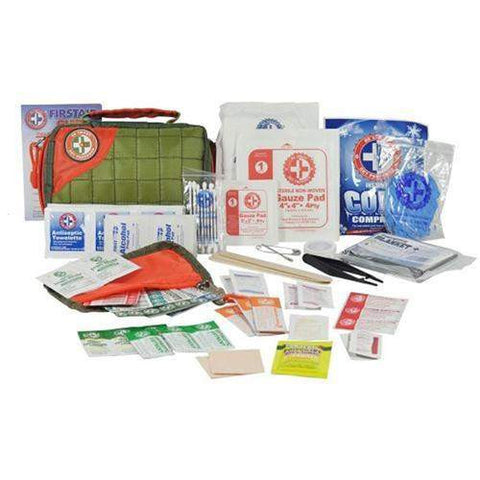 First Aid Kit - 123 Piece