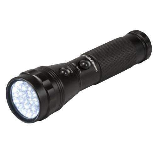 Flashlight - Galaxy with 28 LED (20 White, 4 Red, and 4 Blue LEDs)