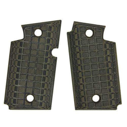 G-10 Tactical Pistol Grips - Sig Sauer P938, Green-Black, Coarse