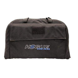 HG Pistol Bag Front Pocket, Black - 6 Mag, Large
