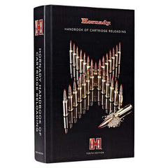 Hornady Reloading Manual - 1,000 Pages, Hard Cover