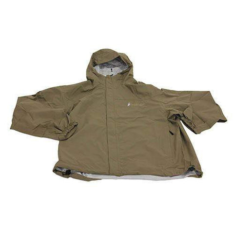 Java Toadz 2.5 Jacket, Stone - Large