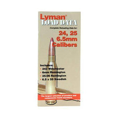 Load Data Book - 24, 25, 6.5mm