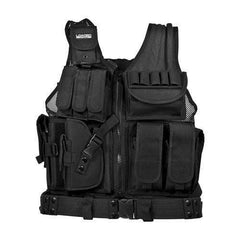 Loaded Gear Tactical Vest - VX-200, Left Hand