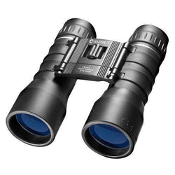 Lucid View Compact Binocular - 10x42mm, Blue Lens, Black