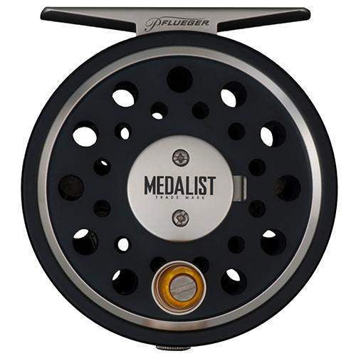 Medalist Fly Reel - 3-4, 1.1:1 Gear Ratio, Click and Pawl Drag, Ambidextrous