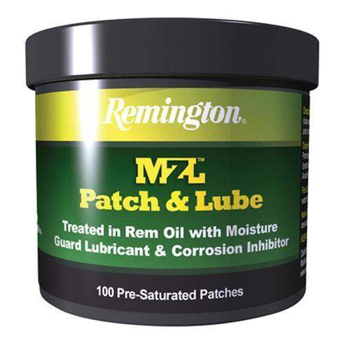 MZL Patches - Patch and Lube, Per 100