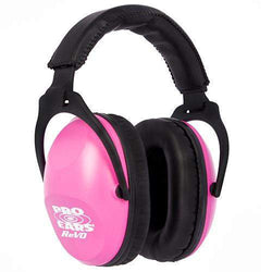 Passive Revo - Noise Reduction Rating 25dB, Neon Pink