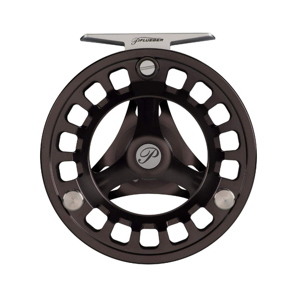 Patriarch Fly Reel - 11-12, 1.1:1 Gear Ratio, Disc Drag, Ambidextrous