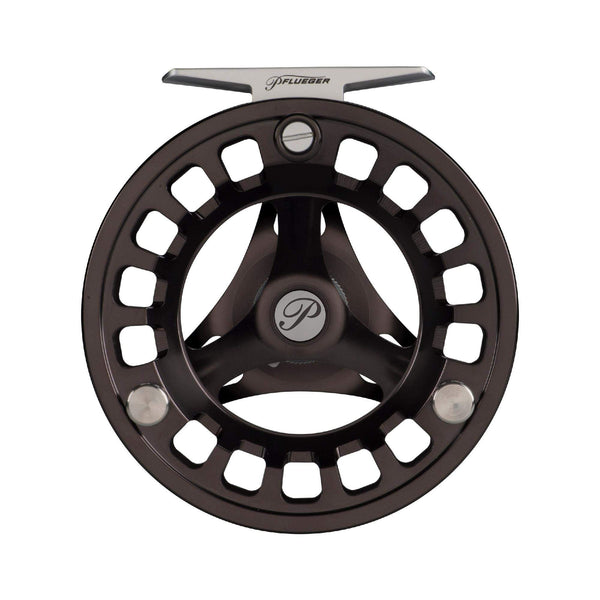 Patriarch Fly Reel - 9-10, 1.1:1 Gear Ratio, Disc Drag, Ambidextrous