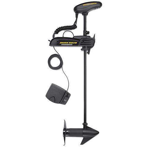 "Pontoon Powerdrive Trolling Motor - 54, 48"" Shaft Length, 54 lbs Thrust, 12 Volts with Bluetooth"