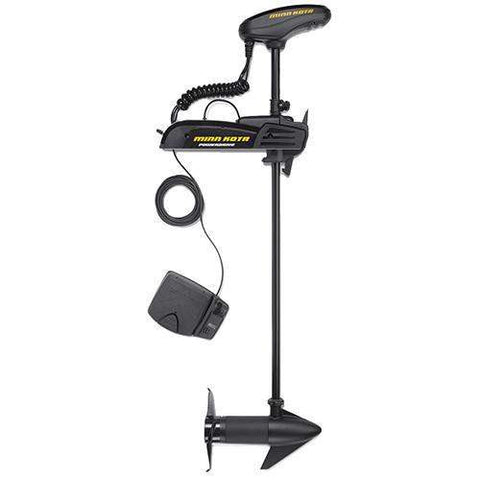 "PowerDrive 55 Trolling Motor - 48"" Shaft Length, 55 lbs Thrust, 12 Volts with Bluetooth"