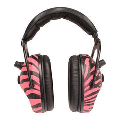 Predator Gold - Noise Reduction Rating 26dB, Pink Zebra