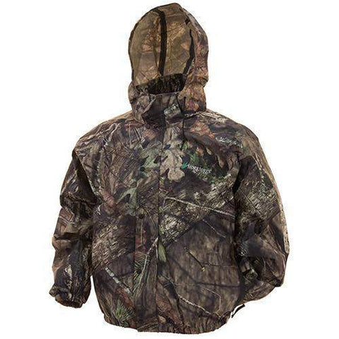 Pro Action Camo Jacket - Mossy Oak Break Up Country, Small