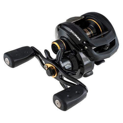 Pro Max Low Profile Reel - LP. 7.1:1 Gear Ratio, 8 Bearings, 18 lb Max Drag, Right Hand, Boxed