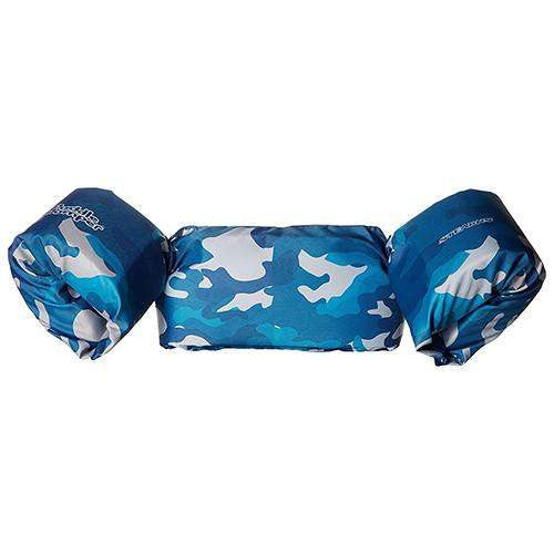 Puddle Jumper Deluxe Life Jacket - Blue Camo