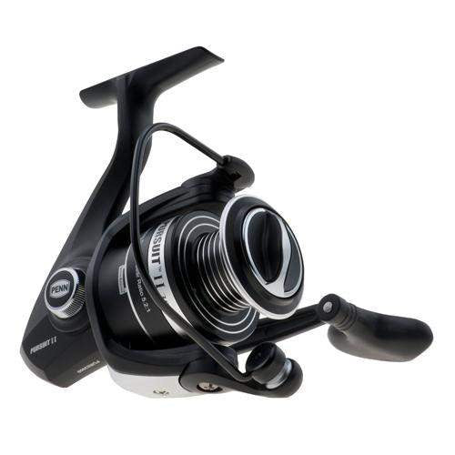 Pursuit II Spin Reel - 4000, Boxed