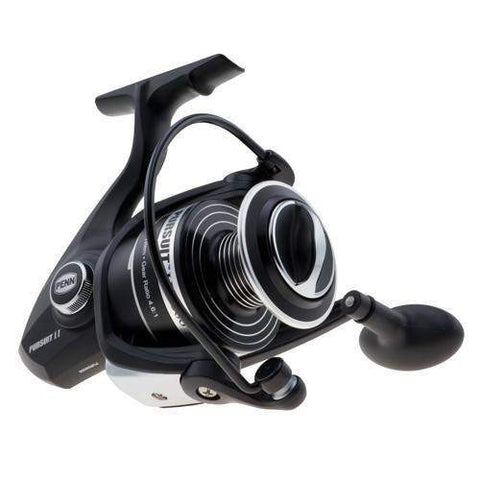 Pursuit II Spin Reel - 6000, Box