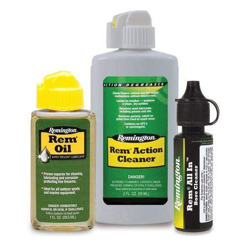 Remington Field Combo Pack for Squeeg-E Systems