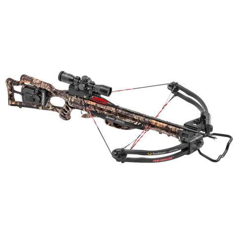 Renegade with Pckage - 3x Pro-View 2 Scope, ACUdraw50, Mossy Oak Break-Up Country