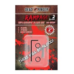 Replacement Blades - Rampage, 2 Blade, 100 Grains, 2