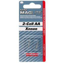 Replacement Bulb - AA Mini-Mag (2 Pack)