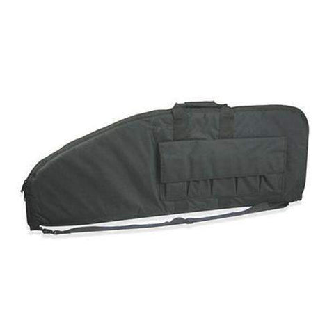 "Scoped Gun Case, Black - (42""L x 16""H)"