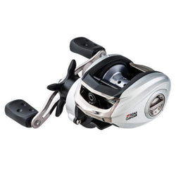 Silver Max Low Profile Reel - LP, 6.4:1 Gear Ratio, 6 Bearings, 18 lb Max Drag, Left Hand, Boxed