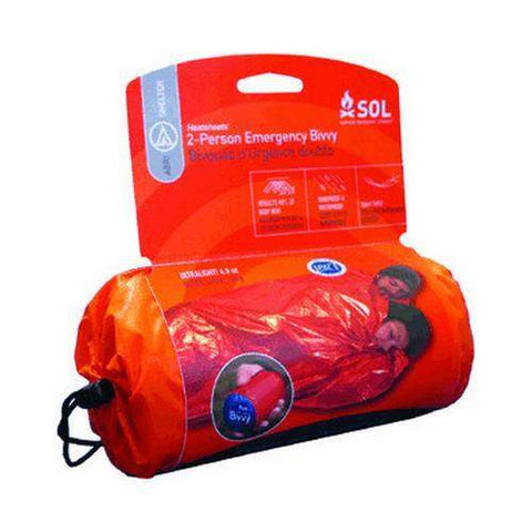 SOL Series - 2-Person Emergency Bivvy