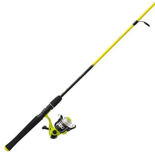 Splash Green Spinning Combo - 20, 6' Length, 2 Piece Rod