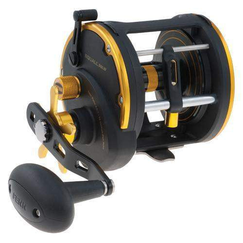 Squall Levelwind Reel - 50, Box