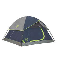 Sundome Tent - 4 Person, 9' x 7', Navy-Gray