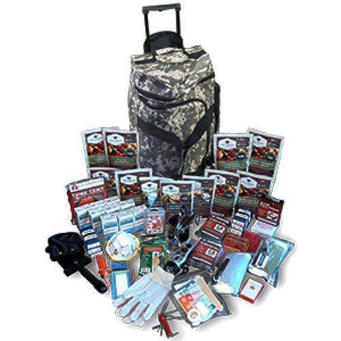 Survival Backpack - 2 Weeks, Deluxe, Camo