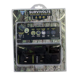 Survivolts - Power Bank Charger-USB Mult-E-Tool